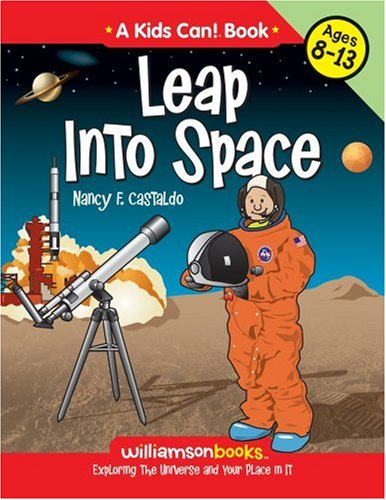 9780824968168: Leap Into Space (Kids Can!)