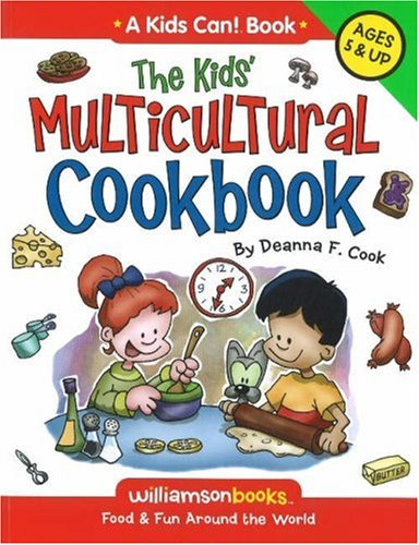 9780824968175: The Kids' Multicultural Cookbook (Kids Can!)