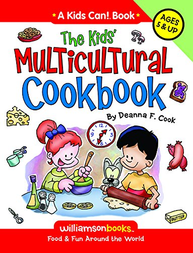 The Kids' Multicultural Cookbook (Kids Can!)
