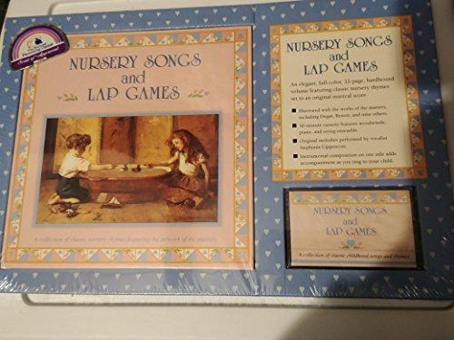 9780824973995: Nursery Songs and Lap Games: Lyrical Adaptations by Stephen Elkins