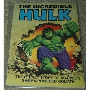 9780824980139: The Incredible Hulk