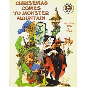 9780824980245: Christmas Comes to Monster Mountain