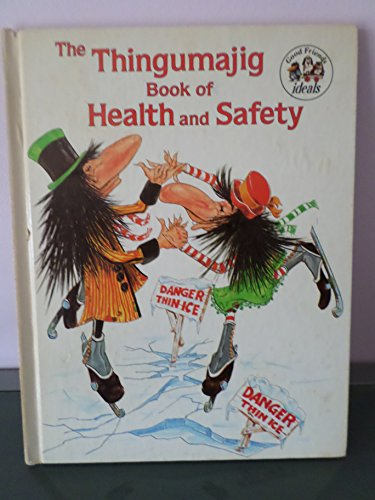9780824980313: Thingumajig Book of Health and Safety