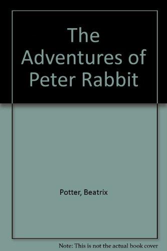 9780824981105: The Adventures of Peter Rabbit