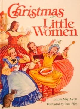 9780824981501: Christmas with little women