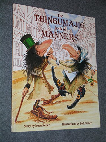9780824983468: The Thingumajig Book of Manners