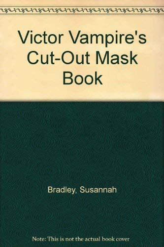9780824983482: Victor Vampire's Cut-Out Mask Book