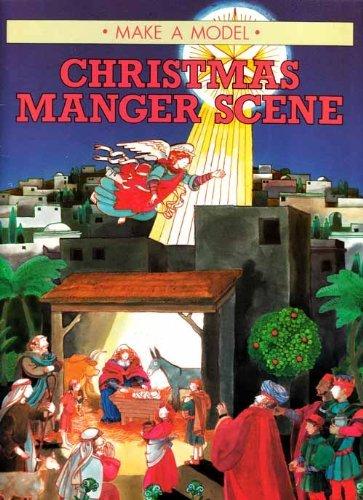 Christmas Manger Scene (Make a Model) (0824983785) by Scholey, Arthur