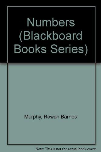 9780824985318: Numbers (Blackboard Books Series)