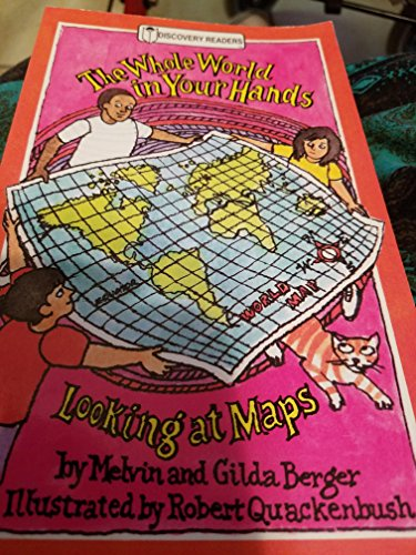 9780824986094: The Whole World in Your Hands: Looking at Maps