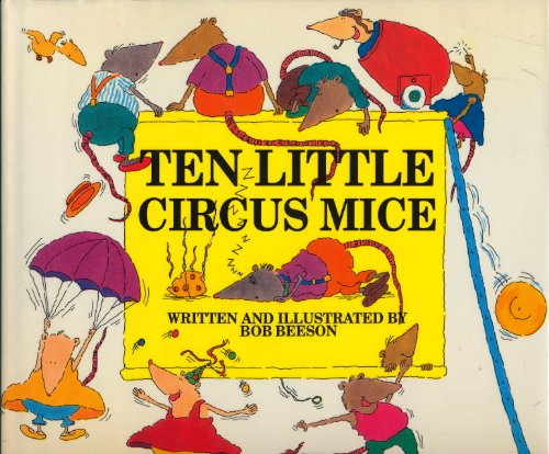 9780824986162: Ten Little Circus Mice
