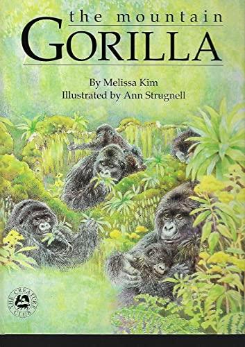 9780824986292: The Mountain Gorilla (The Creature Club)