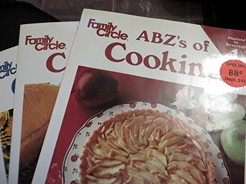 9780824990015: Family Circle ABZ's of Cooking (Complete Set of Twelve (12) Volumes in Slipcase)