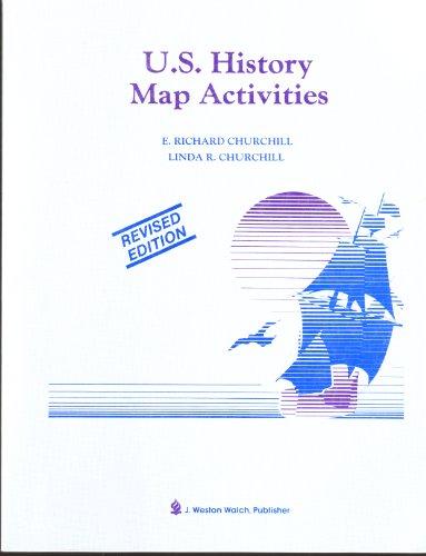 9780825112317: U.S. history map activities - AbeBooks - E ...