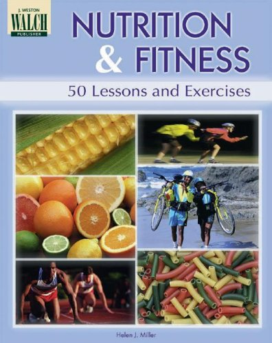9780825116162: Nutrition and Fitness: 50 Lessons and Exercises