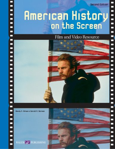 9780825120008: American History on the Screen: A Teachers Resource Book on Film and Video