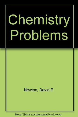 9780825124136: Chemistry Problems
