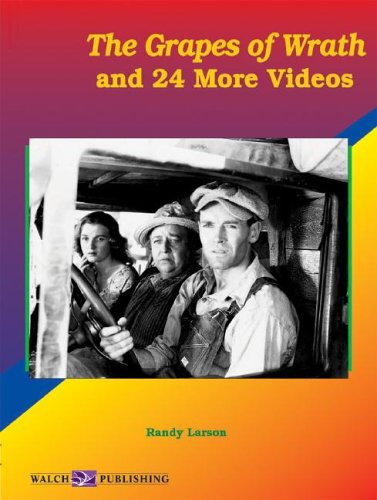 9780825124488: The 'grapes Of Wrath And 24 More Videos: Activities For High School English Classes:grade 10-12