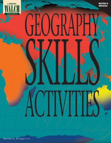 9780825128103: Geography Skills Activities: Grade 7-9