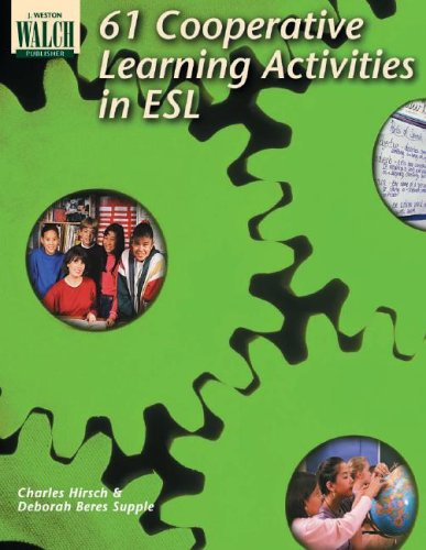 9780825128417: 61 Cooperative Learning Activities In Esl: Grades 4-6
