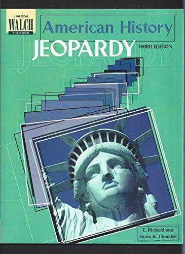 9780825128790: American History Jeopardy