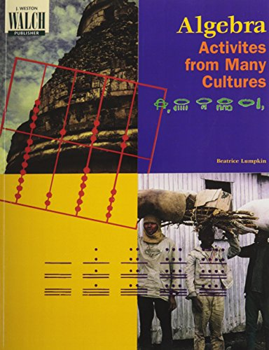 9780825132841: Algebra Activities from Many Cultures