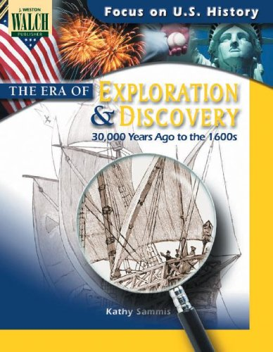 9780825133343: Focus on U.S. History: The Era of Exploration & Discovery