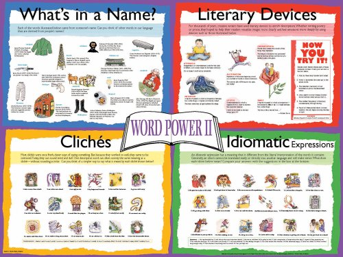 9780825137396: Word Power Posters