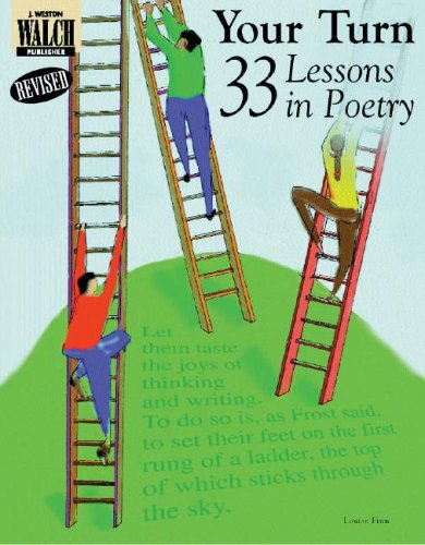 9780825138041: Your Turn: 33 Lessons in Poetry