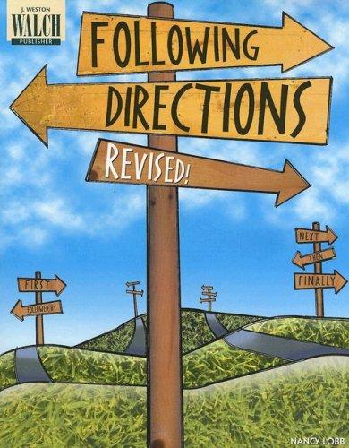 Following Directions (Paperback): Nancy Lobb