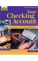9780825139499: Your Checking Account: Lessons In Personal Banking:grades 10-12