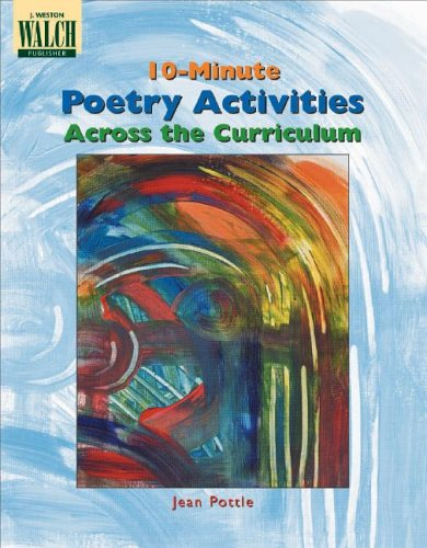 9780825141362: 10-Minute Poetry Activities Across the Curriculum