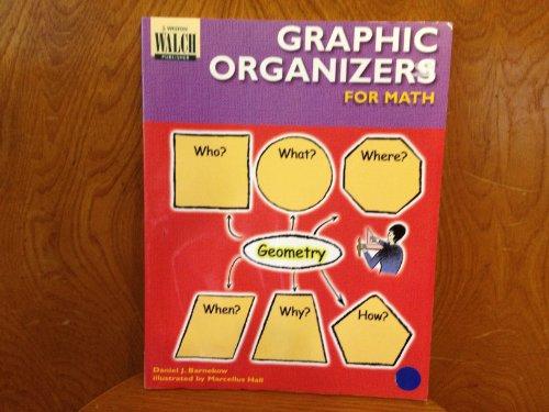Graphic organizers for math classes: Barnekow, Daniel J