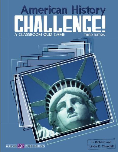 9780825143588: American History Challenge!