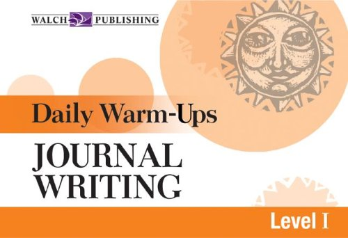 9780825143601: Journal Writing (Daily Warm-Ups)