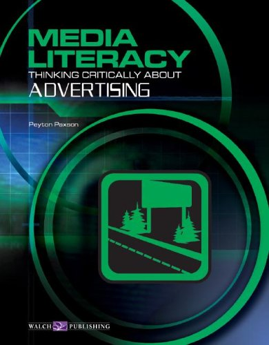 9780825143656: Media Literacy: Thinking Critically About Advertising