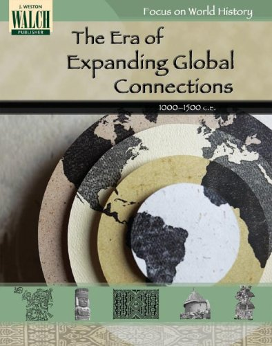 9780825143694: Focus on World History: The Era of Expanding Global Connections