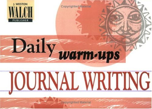 9780825144561: Daily Warm-Ups: Journal Writing