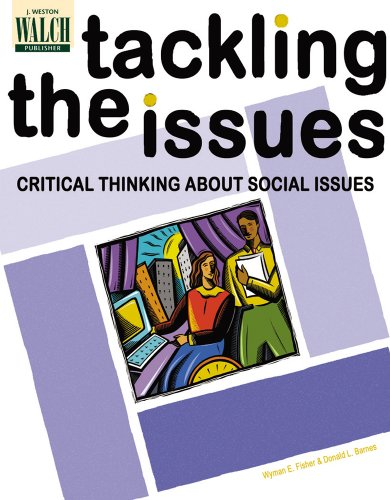9780825144639: Tackling the Issues, Grade 7-12: Critical Thinking About Social Issues