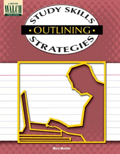 9780825146053: Study Skills Strategies: Outlining