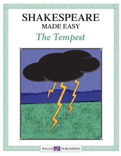 Shakespeare Made Easy: The Tempest: Walch