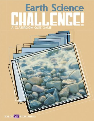 9780825150432: Earth Science Challenge (Science Jeopardy Series Ser)