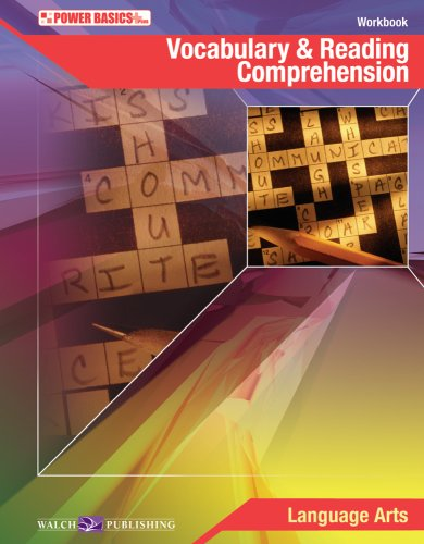 9780825155581: Power Basics Vocabulary & Reading Comprehension