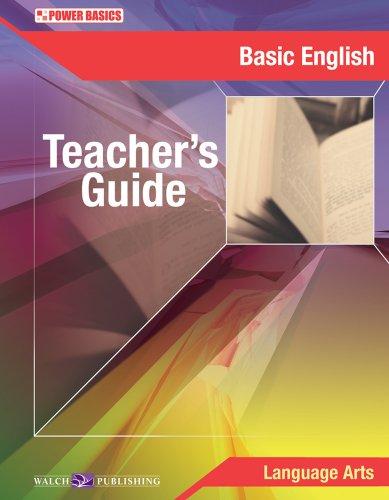 9780825155659: Power Basics Basic English