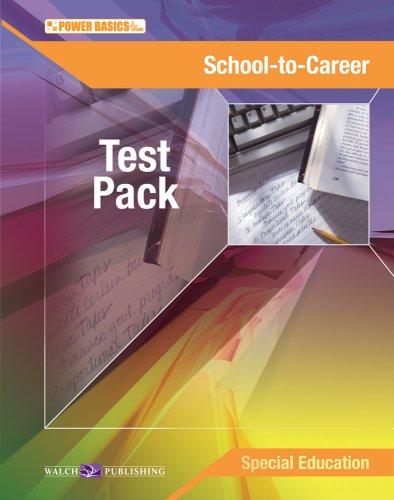 9780825156571: Power Basics School-to-career