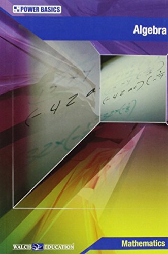 9780825156717: Power Basics Algebra