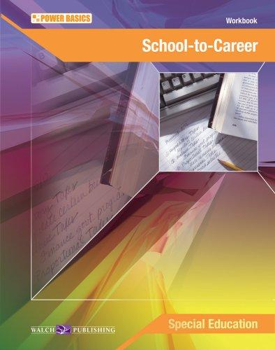 9780825157103: Power Basics School-to-career