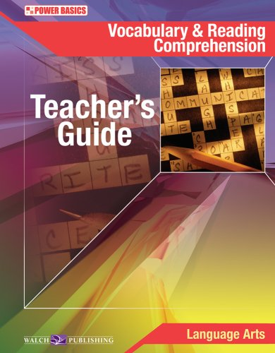 9780825158490: Power Basics Vocabulary & Reading Comprehension