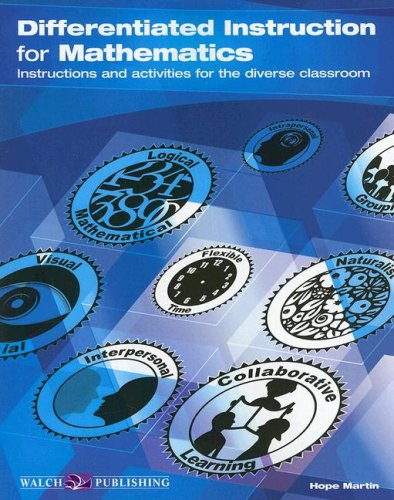 9780825158957: Differentiated Instruction for Mathematics