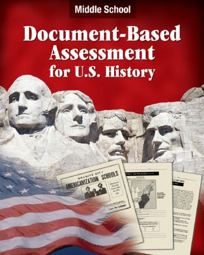 9780825159046: Document-Based Assessment for U.S. History: Middle School